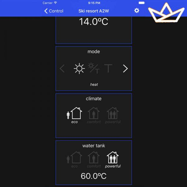 Airconwithme-WiFi-Module - Climate King