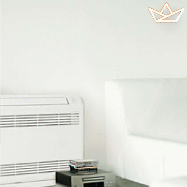 Mitsubishi SRF ZMX-S / SRC ZMX-S Vloermodel - Climate King