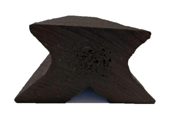 Massieve kunststof opstelbalk Climate X-Mount Pro 60cm