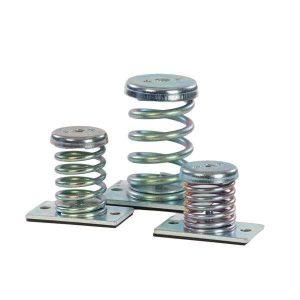 Metalen Trillingsdemper set
